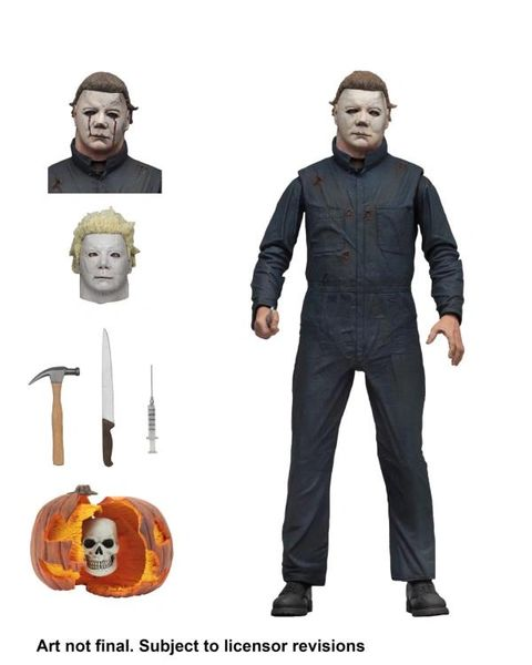 NECA Halloween Ultimate II 2 Michael Myers Action Figure