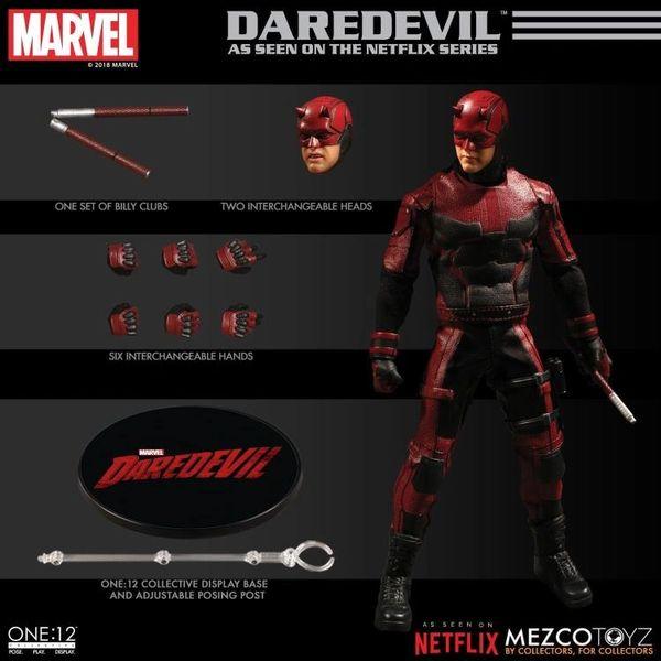 Mezco One:12 Collective Netflix Daredevil Action Figure