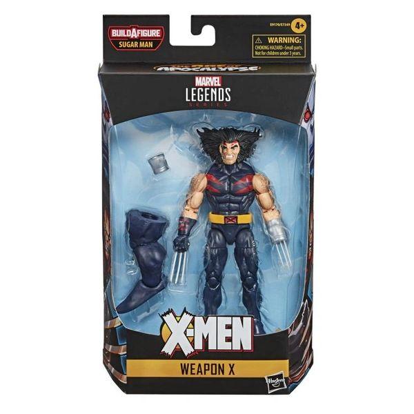 Marvel Legends X-Men Age of Apocalypse Weapon X Action Figure