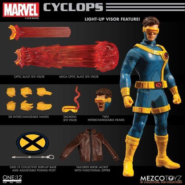 Mezco One:12 Collective Cyclops Action Figure