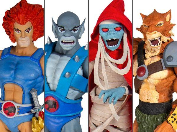 *PRE-SALE* Thundercats Ultimates Series 1 Set