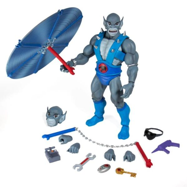 Thundercats Ultimates Panthro Action Figure
