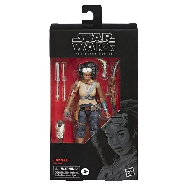 Star Wars Black Series Jannah Action Figure