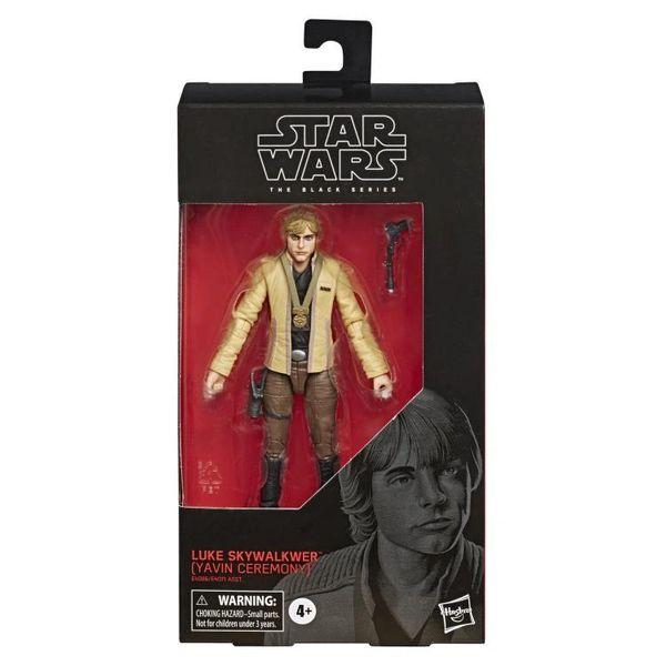 Star Wars Black Series Luke Skywalker (Yavin Ceremony) Action Figure