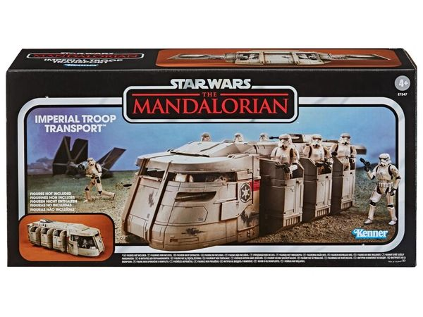 *PRE-SALE* Star Wars: The Vintage Collection The Mandalorian Imperial Troop Transport Vehicle