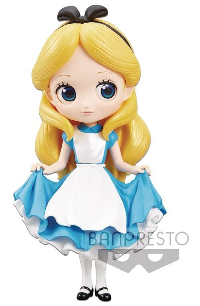 Disney Q-Posket Alice in Wonderland Mini Statue