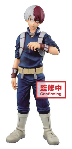 My Hero Academia Age of Heroes Shoto Todoroki Figure