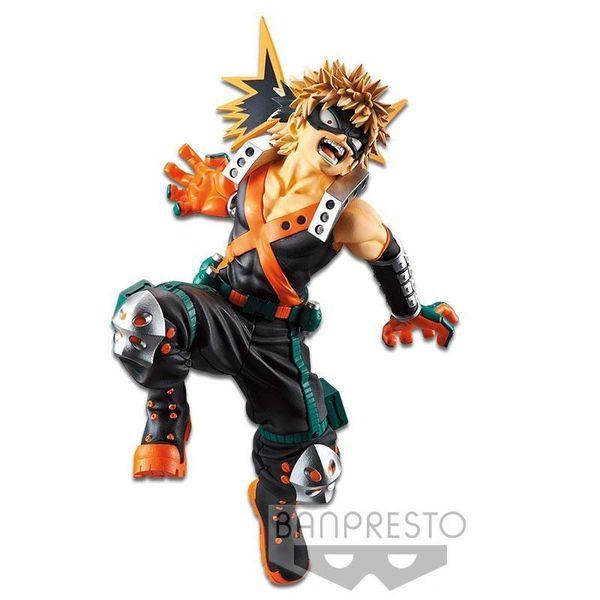 My Hero Academia King of Artist Katsuki Bakugo Figure