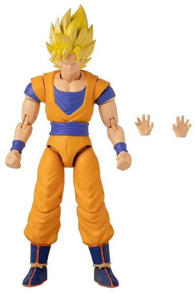 Dragon Ball Dragon Stars Wave 13 Super Saiyan Goku V.2 Action Figure
