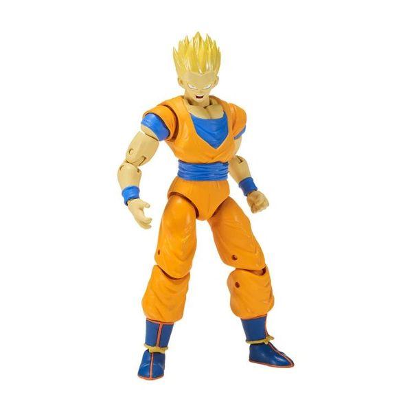 Dragon Ball Dragon Stars Wave 7 Super Saiyan Gohan Action Figure
