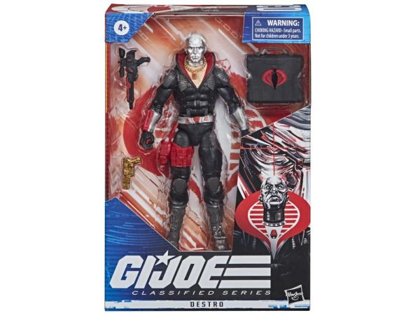*PRE-SALE* G.I. Joe Classified Series Destro Action Figure