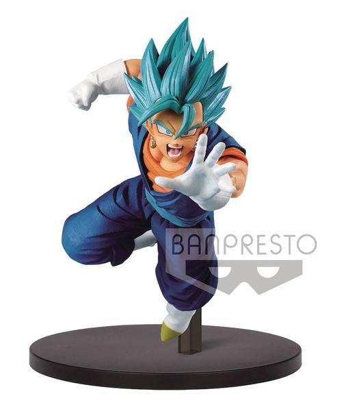 Dragon Ball Super Warriors Battle Retsuden Chapter 5 Super Saiyan Blue Vegito Figure
