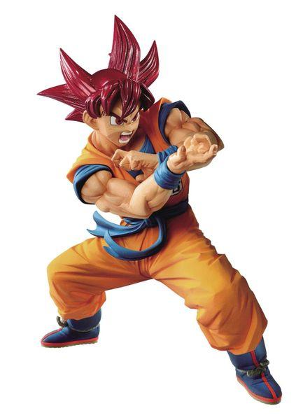Dragon Ball Super Blood of Saiyans Super Saiyan God Goku (Special Ver. Vol.6)