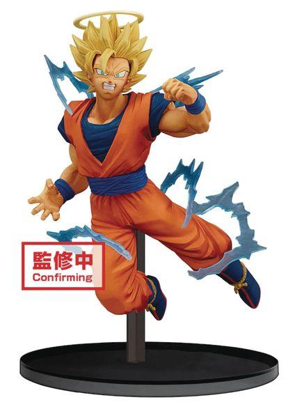 Dragon Ball Z Dokkan Battle Super Saiyan 2 Goku Figure