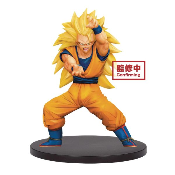 Dragon Ball Z Warriors Battle Retsuden Chapter 4 Super Saiyan 3 Goku Figure