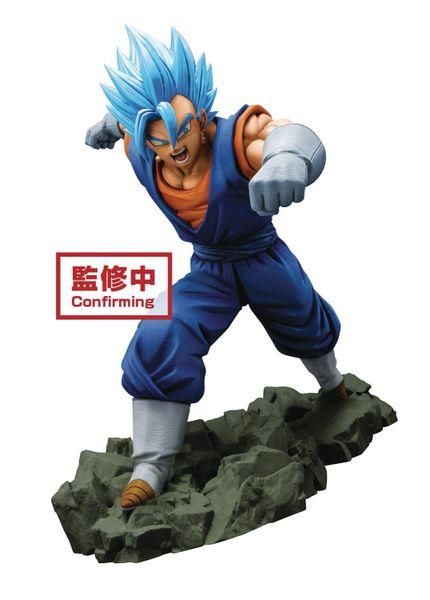 Dragon Ball Z Dokkan Battle Super Saiyan God Super Saiyan Vegetto Figure