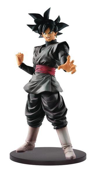 Dragon Ball Legends Collab Goku Black Figure