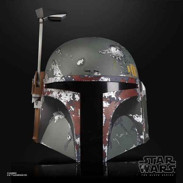 *PRE-SALE* Star Wars: The Black Series Boba Fett 1:1 Scale Wearable Electronic Helmet