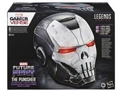 Marvel Comics Marvel Legends 80th Anniversary War Machine Punisher 1:1 Scale Wearable Helmet