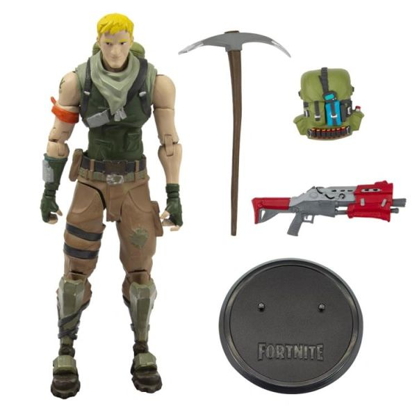 "McFarlane Toys Fortnite Premium 7"" Inch Action Figure Jonesy"