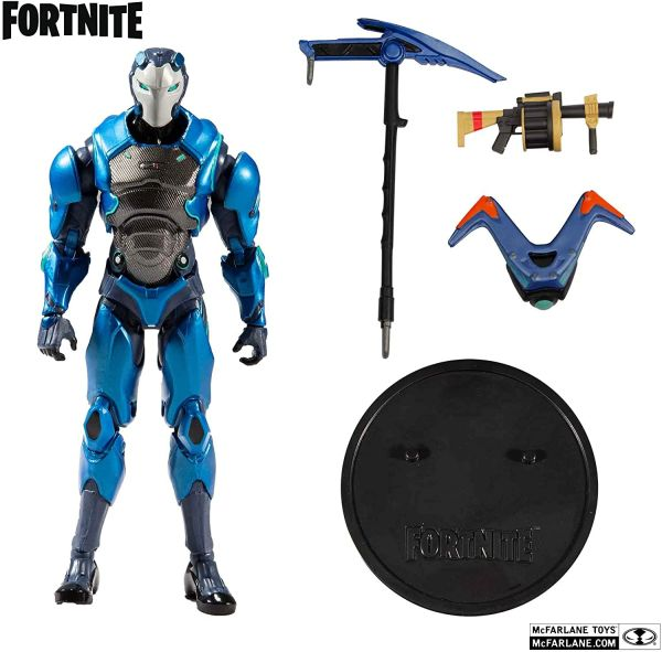 "McFarlane Toys Fortnite Premium 7"" Inch Action Figure Carbide"
