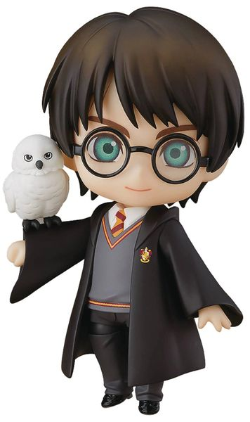 Nendoroid Harry Potter & Hedwig Figure Set