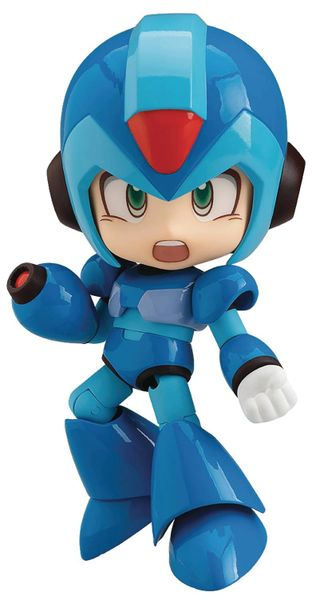 Nendoroid Capcom Mega Max X Action Figure Set