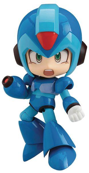 Nendoroid Capcom Mega Max X Action Figure Set