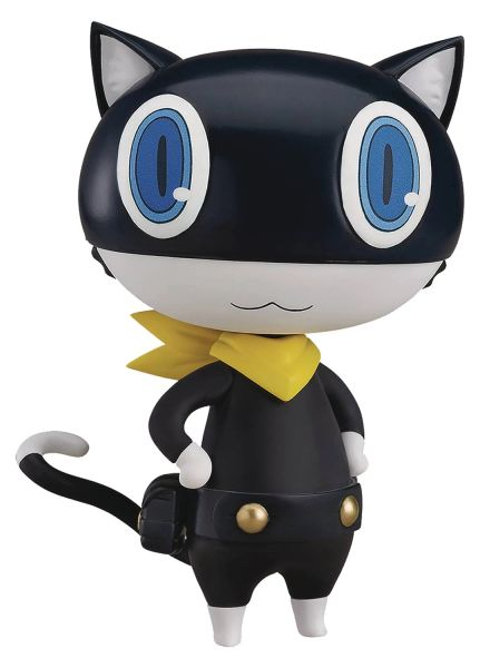 Nendoroid Persona 5 Series Morgana Cat Figure Set