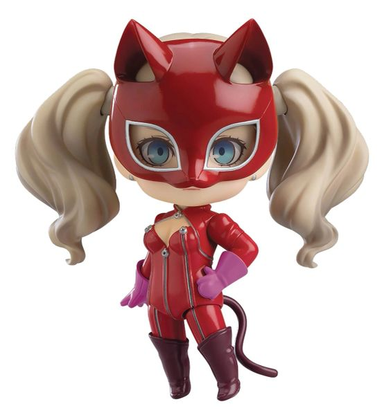 Nendoroid Persona 5 Series Ann Takamaki Panther Phantom Thief Version Figure Set
