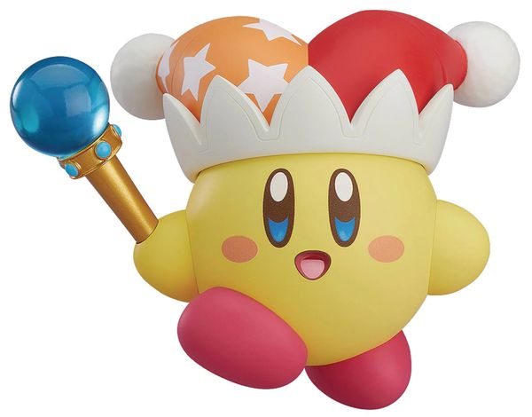 Nendoroid Beam Kirby Power Action Figure Set
