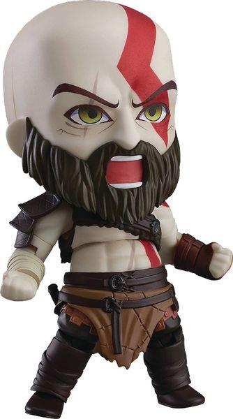 Nendoroid God of War Kratos Action Figure Set