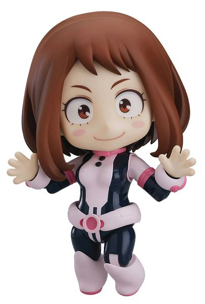 Nendoroid My Hero Academia Ochaco Uraraka Uravity Action Figure Set