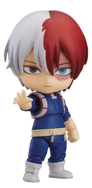 Nendoroid My Hero Academia Todoroki Shoto Action Figure Set