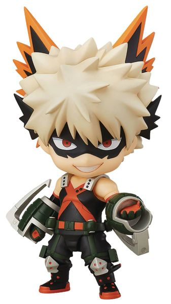 Nendoroid My Hero Academia Katsuki Bakugo Kacchan Action Figure Set