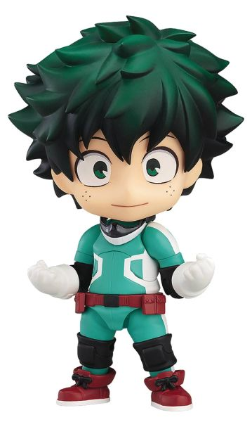 Nendoroid My Hero Academia Izuku Midoriya Deku Action Figure Set