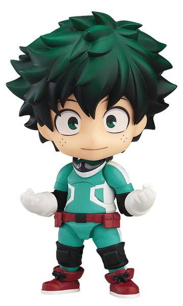 Nendoroid My Hero Academia Izuku Midoriya Deku Action Figure Set
