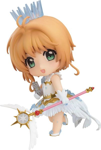 Nendoroid Cardcaptor Sakura Kinomoto Clear Card Version