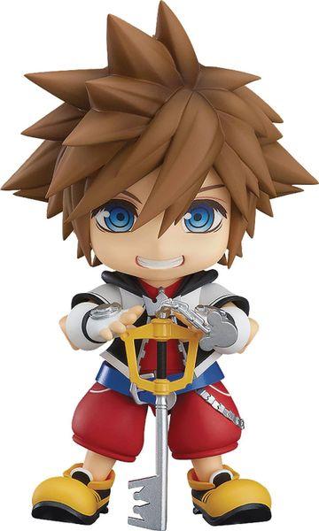 Nendoroid Kingdom Hearts Sora Action Figure Set