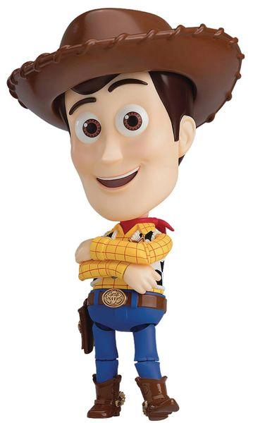 Nendoroid Deluxe Disney Toy Story Sheriff Woody Action Figure Set