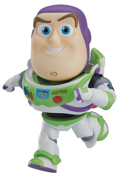 Nendoroid Deluxe Disney Toy Story Buzz Lightyear Action Figure Set