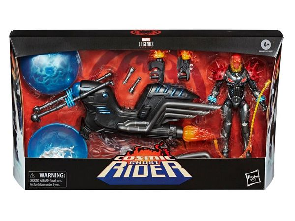 Marvel Legends Ultimate Cosmic Ghost Rider Action Figure Set