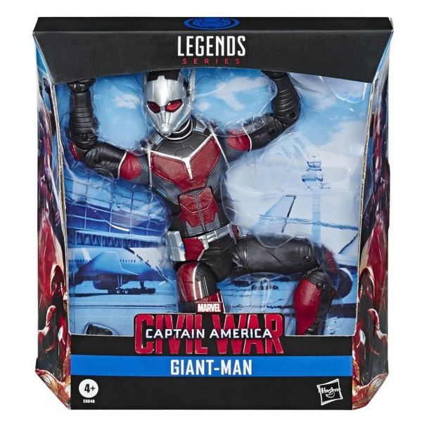 Marvel Legends Captain America: Civil War Deluxe Giant-Man Action Figure