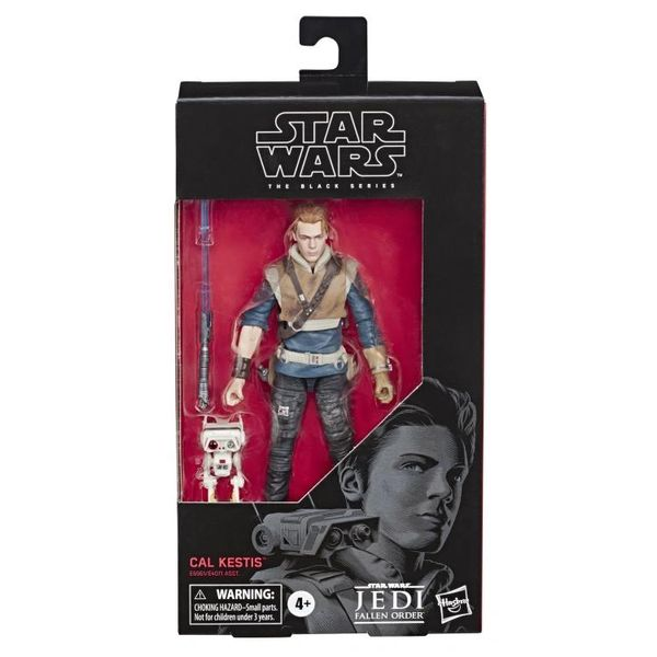 Star Wars: The Black Series Jedi: Fallen Order Cal Kestis Action Figure
