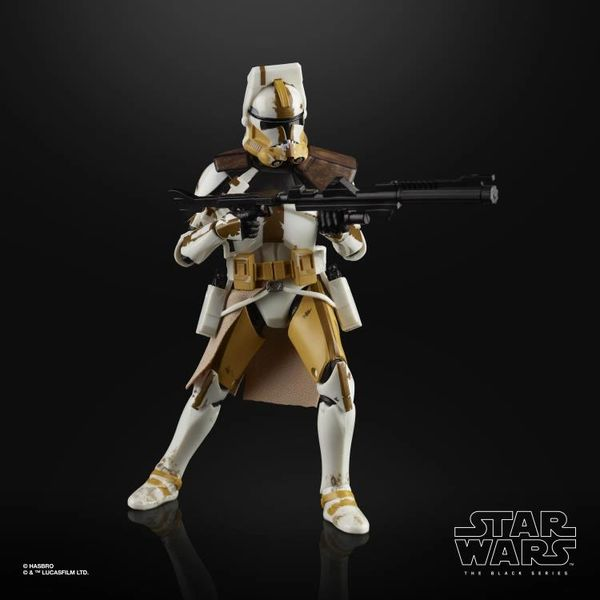 Star Wars: The Black Series Clone Commander Bly Action Figure