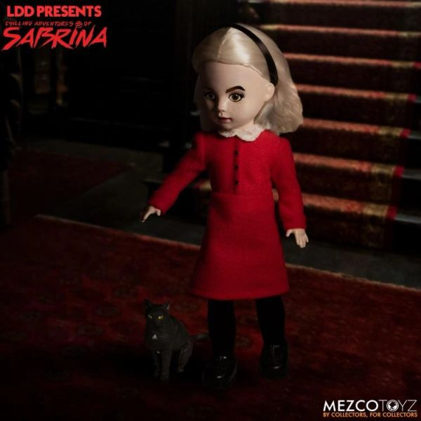 Mezco Living Dead Dolls Chilling Adventures of Sabrina