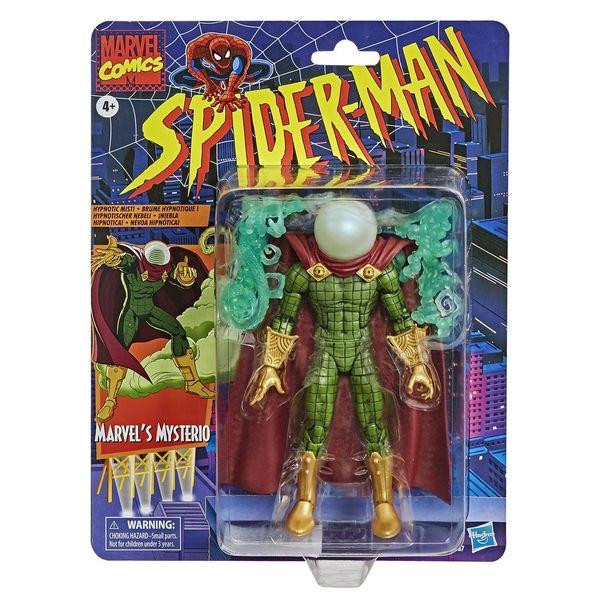*PRE-SALE* Marvel Legends Spider-Man Retro Collection Mysterio Action Figure