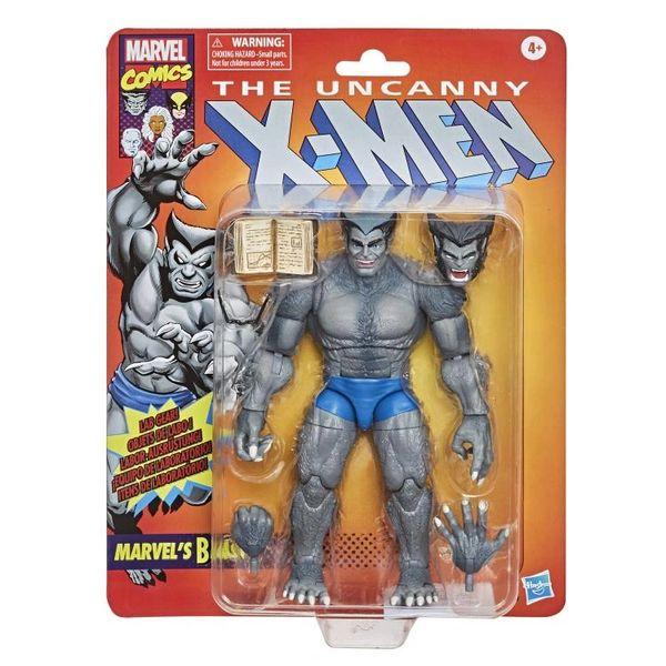 *PRE-SALE* Marvel Legends Uncanny X-Men Retro Collection Beast Action Figure