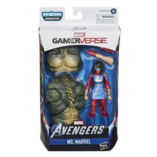 Marvel Legends Avengers Gamerverse Ms. Marvel (Kamala Khan) Action Figure