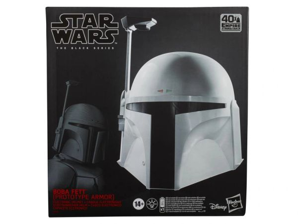*PRE-SALE* Star Wars: The Black Series Boba Fett (Prototype Armor) 1:1 Scale Wearable Electronic Helmet